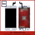 5 pçs/lote 100% teste de tela lcd para apple iphone 6 s display lcd de toque digitador assembléia substituição do transporte dhl rápido