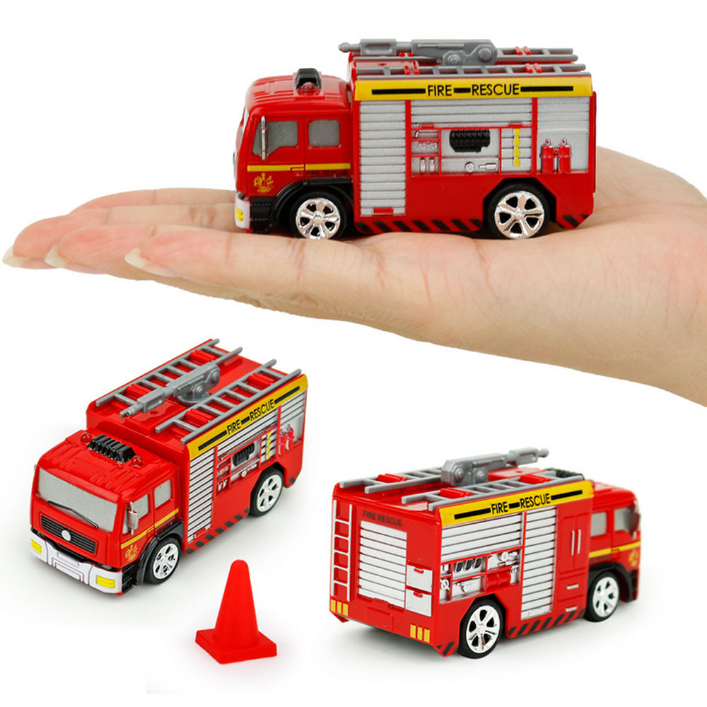 Toys & Hobbies Logical 2 Types Alloy Diecast Truck Firetruck Fireman Fire Truck Vehicles Car Cool Spray Water Gun Toy Educational Toys For Boys Kids # Matching In Colour