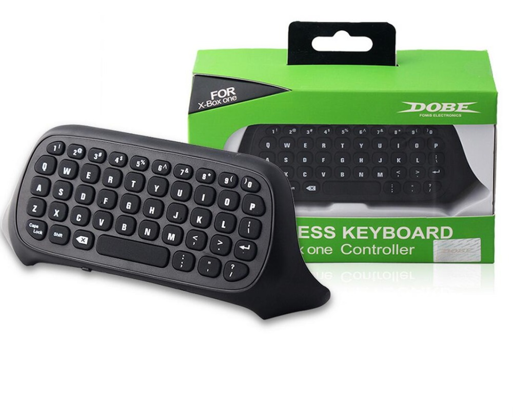 Style 2.4G Mini Wireless Chatpad Message Keyboard for Microsoft Xbox One Controller