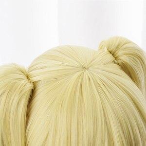 Image 3 - Kakegurui Compulsive Gambler Mary Saotome Momobami Kirari Jabami Yumeko Synthetic Hair Cosplay Costume Wigs +Wig Cap