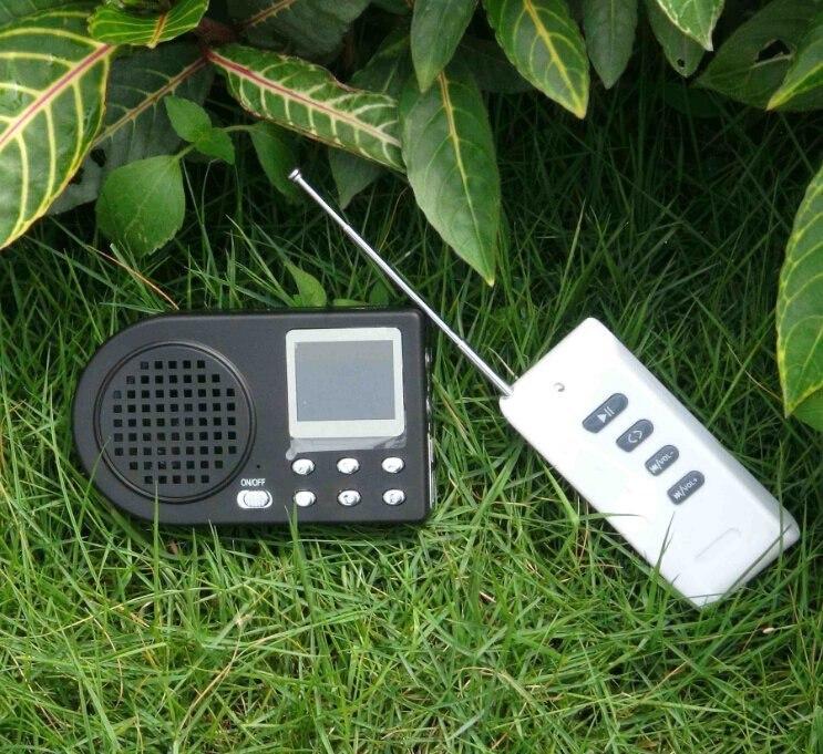 ФОТО elctronic MP3 speaker hunting bird caller duck hunting device