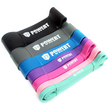 2018 Hot Sale Fitness Equipment Resistance Stretch Band Crossfit Yoga Rubber Loop Elastic String Sport Training Latex Pilates US