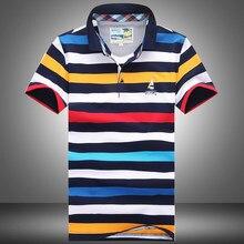 2018 Высокое Качество Италия футболки с коротким рукавом мужская мода Лидер  продаж Акула печати брендовая одежда b062585b59d