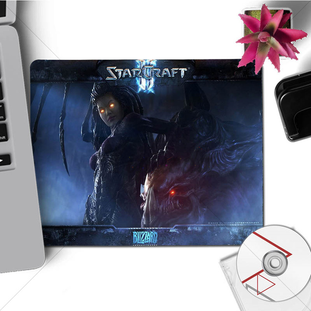Yinuoda  starcraft 2 wings of liberty Comfort Mouse Mat Gaming Mousepad Size for Size for 180x220x2mm and 250x290x2mm 4
