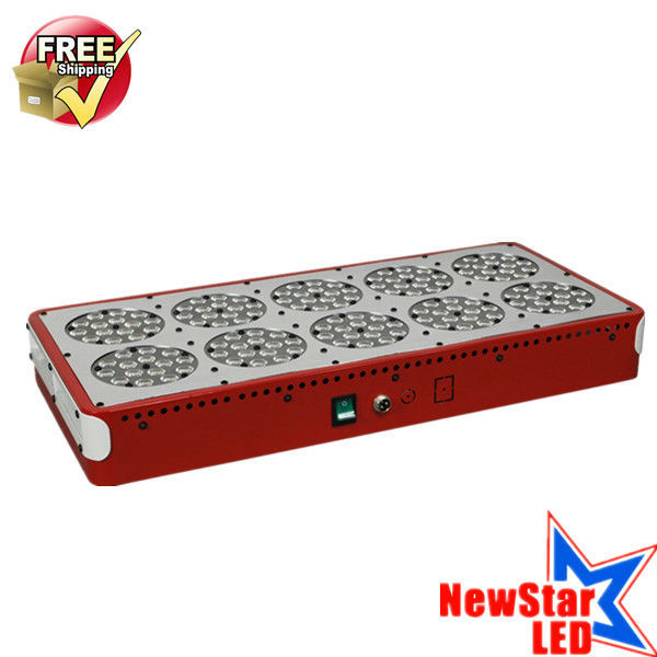 High quality cheap price LED Grow Lighting 150x3w Apollo 10 panel, Red and Blue Lighting color