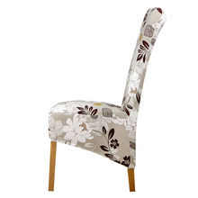 Long Back Size Chair Cover High Back Large Size Chair Covers Seat Cover  Hotel Party Banquet