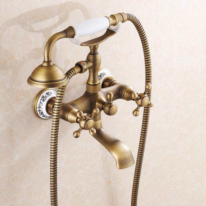 beautiful old fashioned bathroom faucets contemporary - bathroom