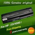 Free shipping 398832-001 EG415AA FOR HSTNN-DB10 DB17 IB09 IB10 IB17 LB09 LB17 MB09 MB10 OB17 UB09 Original laptop Battery For HP