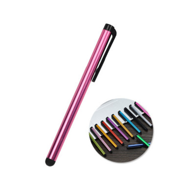 10 PCS/Lot Capacitive Touch Screen Stylus Pen For IPad Air Mini For Samsung xiaomi iphone Universal Tablet PC Smart Phone Pencil 1