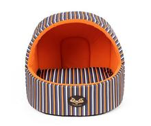 Top quality dogs cats autumn winter beds supplies doggy fashion kennels products puppy litter pet dog cat nest 1pcs multicolor