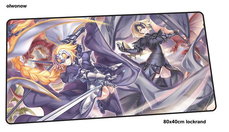 """27/"""" DATE A LIVE Anime Game Mousepad Japan HD Mouse Pad Hot Oversized Mat Gift U2"""