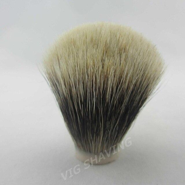 Finest Badger hair Shaving Brush Knot 25.5/70mm