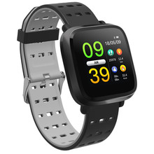 Luxury Smartwatch IP67 Waterproof Wearable Device Fitness tracker Heart Rate Monitor Color Display Smart Watch For Android/IOS