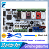 Free Shipping 3D Printer Start Kits Mother Board Rumba Board With 6pcs TMC2100 TMC2208 TMC2130 Stepper