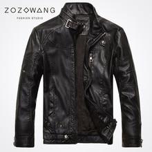 New arrive brand motorcycle leather jackets men ,men's leather jacket, jaqueta de couro masculina mens leather jackets,men coats