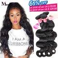 Malaysian Virgin Hair Body Wave 3 Bundles Onda Del Cuerpo Del Pelo Malasio Virginal Sin Procesar 8-28 Grado 8A Malasio Humano Paquetes de pelo