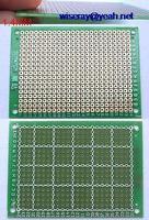 DHL/EMS 200PCS Side 5CM X 7CM Printed Circuit Board Blank Protoboard Soldering Iron PCB A7