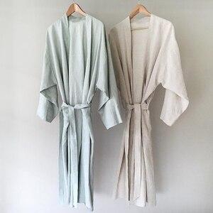 Image 1 - 7 kolorów. Kobiety bielizna nocna pościel piżamy szaty. Oddychająca prysznic Spa pościel szlafrok noc szlafroki koszula nocna szlafrok szlafrok
