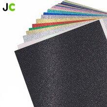 Блестки для рукоделия, бумажные открытки, вечерние украшения, подарочная упаковка, изготовление бумажных карточек, сделай сам, скрапбук, бумага для рукоделия JC 5 шт 12 ''x 12''