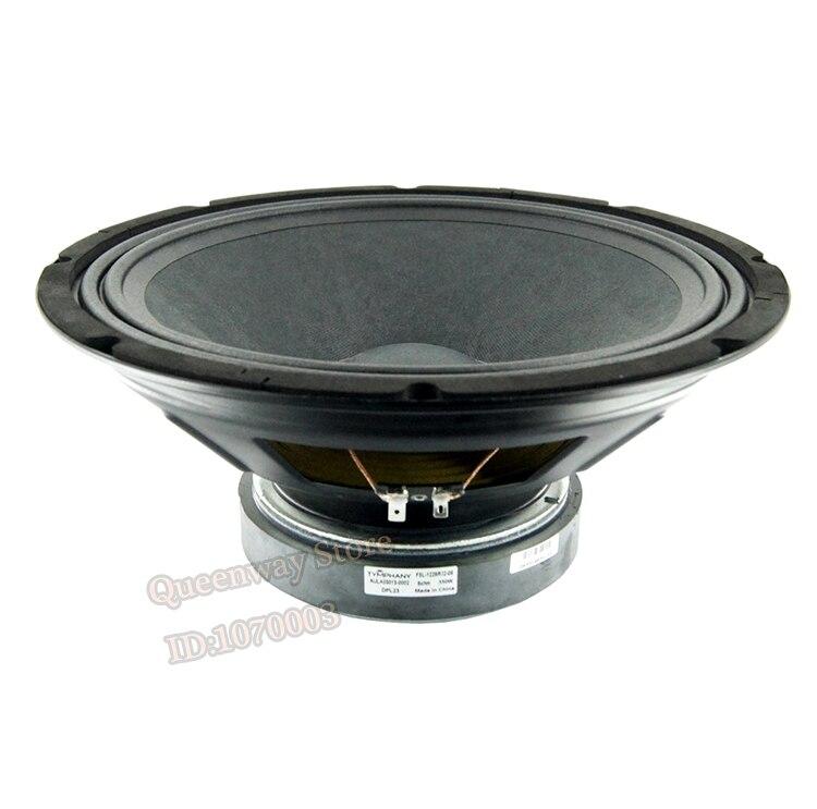 12 pouces subwoofer HIFI haut-parleur de maison super-haut-parleur de basse 350 W 5.45 ohms 1 PC