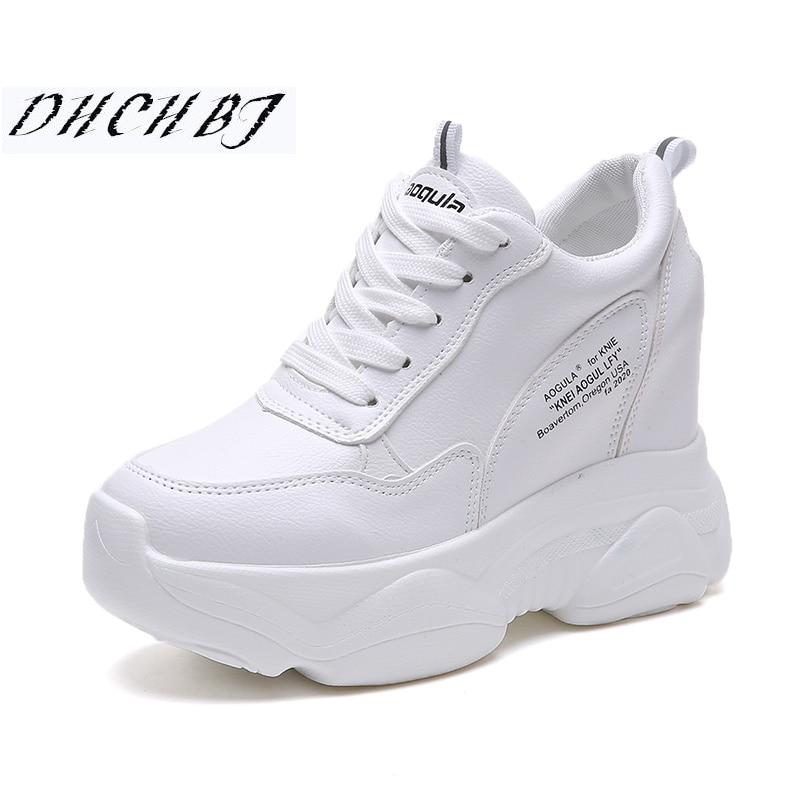 Blanco Fitess La blanco 10 Cm De 39 Femenino Negro 34 Mujer Zapatillas Deporte Ue Zapatos Negro Oculto Tenis Tacones Cuñas Casual Plataforma q1v1txa