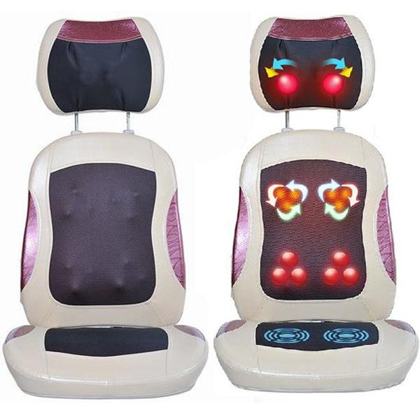 где купить Electric Neck Shoulder Massager Tapping Massage Cushion Free Shipping дешево
