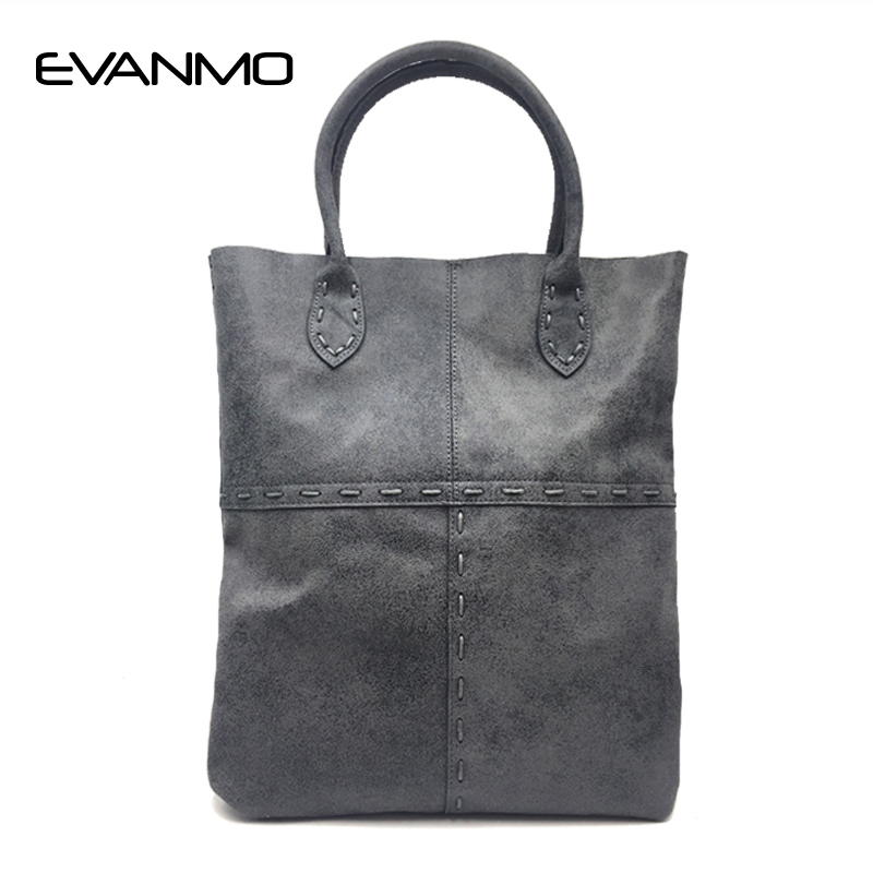 New Luxury Designer High Quality Genuine Leather Women Bag Handbags Large Capacity Tote Bag Black Big Solid Women Shoulder Bags fashion luxury premium faux leather woven cabat tote bag high quality handbags candy color women shoulder bags large bag purse