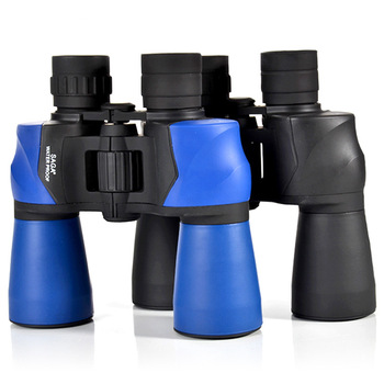 New 10X50 Binoculars HD Waterproof Lll Night Vision Binocular Telescope with 23mm Large Eyepieces Outdoor Camping Hunting Tools