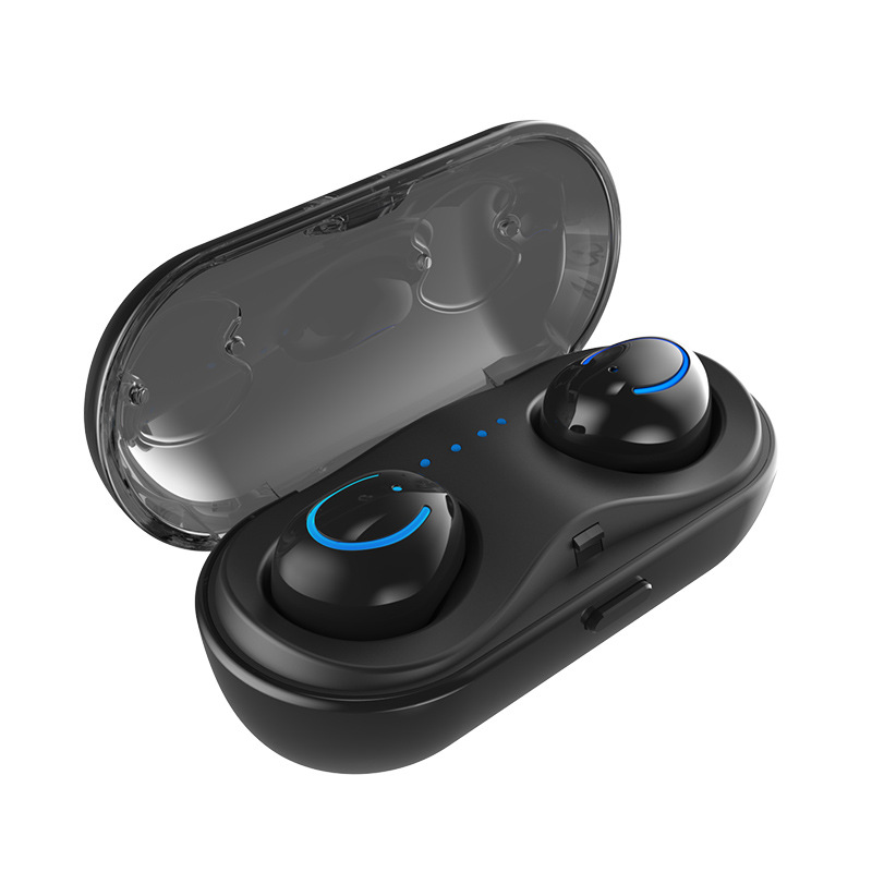 Q13S TWS MINI wireless headphones bluetooth 5.0 noise canceling earphones phone earbuds headset with microphone Charging Case gaming headset earphones with microphone noise canceling 50mm driver headphones for computer