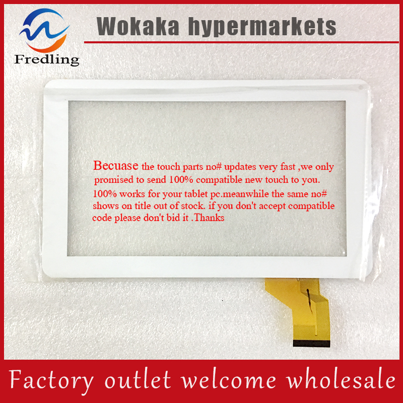 Black or white 9 Inch Touch Screen DH-0901A1-FPC01-01 DH-0901A1-FPC02-02 HN-0901A1-FPC01-01 FHF090005 Touch Panel Sensor Glass 9inch tablet hn 0926a1 pg fpc080 hn 0926a1 fpc080 external screen touch screen noting size and color