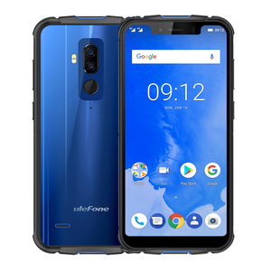 Image 2 - Ulefone Armor 5 IP68 Waterdichte 4 GB + 64 GB Mobiel Android 8.1 5.85 Octa Core NFC Gezicht ID draadloze Lading Dual SIM Smartphone