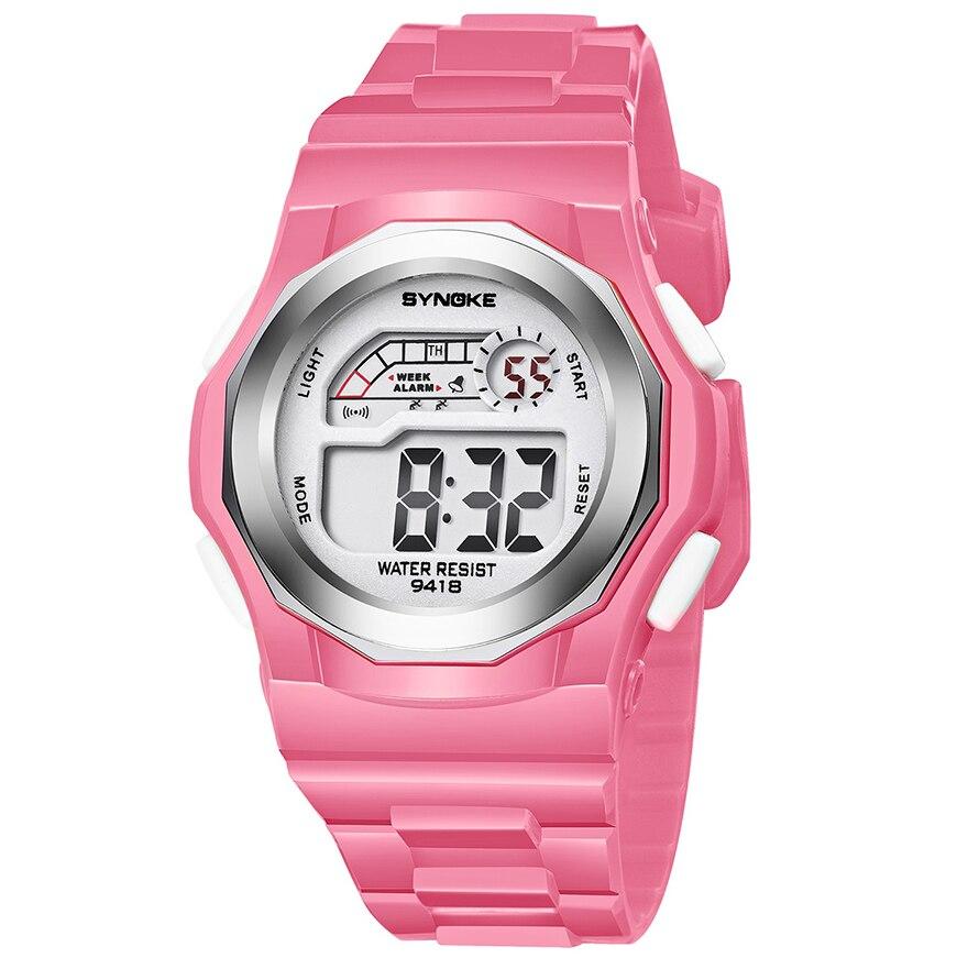 PANARS Kids Watches Boys Waterproof Children's Watches Cartoon Teenage Watches Girls Digital Fashion Watch Montre Enfant Fille