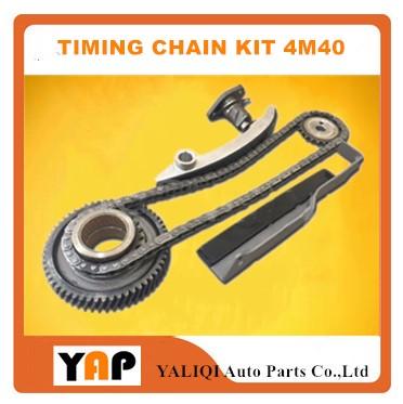US $108 0 |4M40 NEW TIMING CHAIN KIT FOR FITMITSUBISHI PAJERO SHOGUN L300  L400 DIESEL 4M40 4M40T 2 8L L4 1991 1999 on Aliexpress com | Alibaba Group
