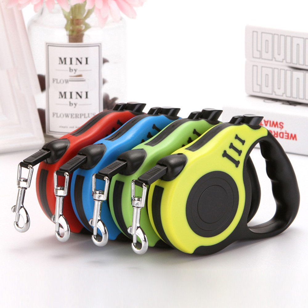 3M/5M Retractable Dog Leash Automatic Flexible Dog Puppy Cat Traction Rope Belt Dog Leash for Small Medium Dogs Pet Products hand spinner harry potter