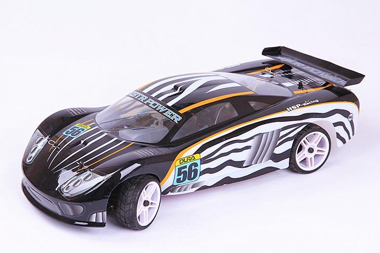 HSP 94101 Rc Drift 4wd Nitro Gas Power Remote Control Car