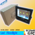 2 pcs 150 W 200 W LED Flood luz praça lâmpada Industrial luz AC110V-240V ao ar livre paisagem LED Flood lâmpada 2 anos