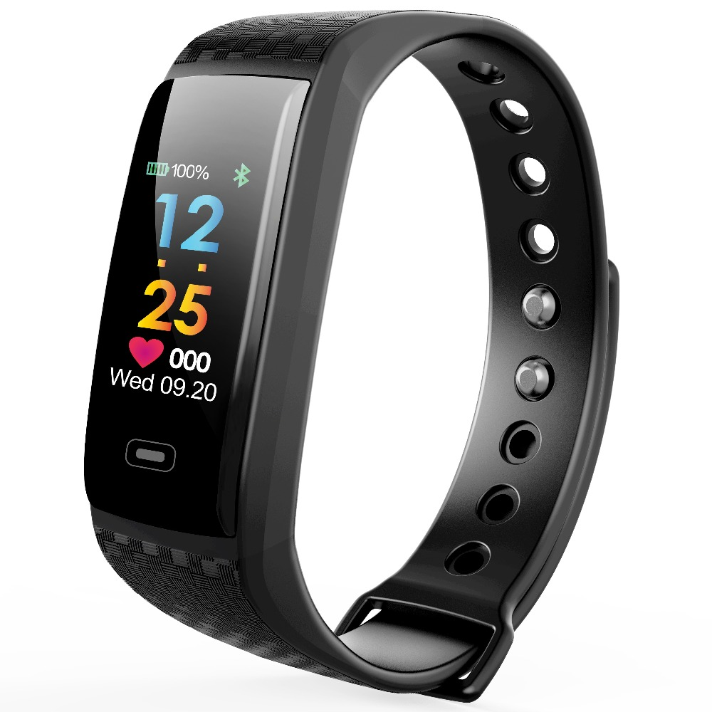 GIMTO Sport Smart Bracelet Watch Women Men Waterproof Clock Heart Rate Blood Pressure Sleep Monitor Calories For iOS Android gimto sport smart bracelet watch outdoor clock waterproof stopwatch heart rate monitor blood pressure pedometer for ios android