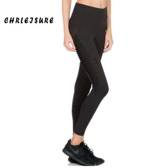 S-XL Fashion Black  Woman Leggings Cotton Ankle-length Knitted Polyester Push up hip Legging Solid Mid Waist Slim Leggings Woman