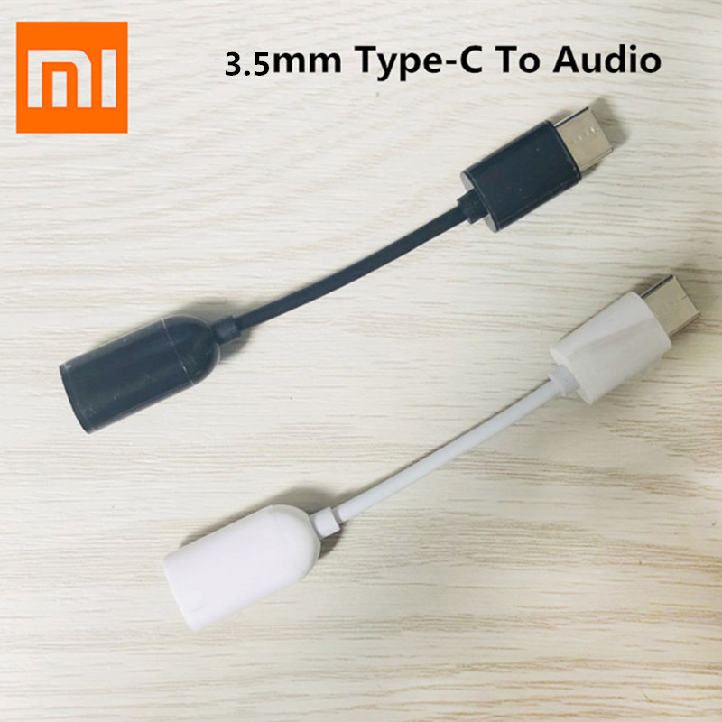Image 2 - Original Xiaomi Earphone Adapter USB3.1 Type C To 3.5mm Female Cable Music Headphone Connector Converter MI 9 6 6X 8 8SE Note 3-in Mobile Phone Cables from Cellphones & Telecommunications