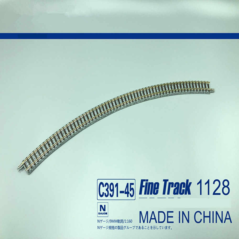 1:160/N scale Train model track for building train railroad layout scenery landscape
