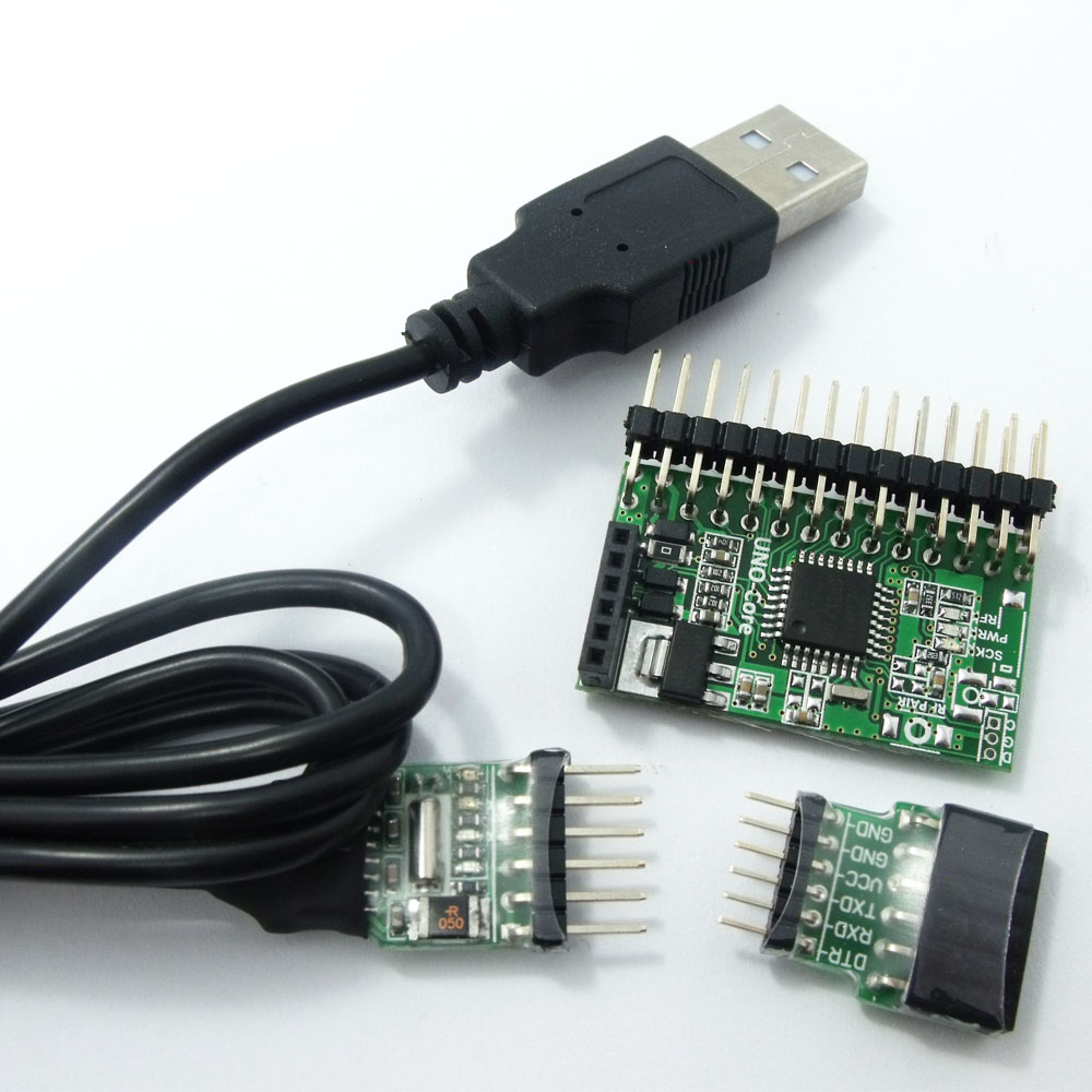 UC-340G և Massduino UNO Core MD-328D Mini Module R3 Onboard LDO for Arduino Relay DAQ IOT