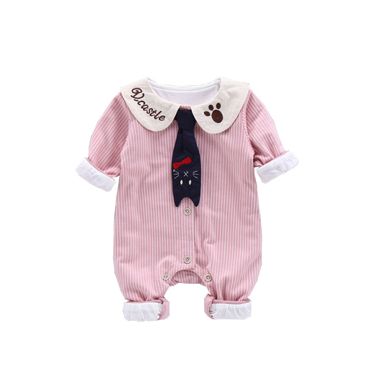 New Baby's Autumn Long Sleeves Baby Clothing Korean Baby ...