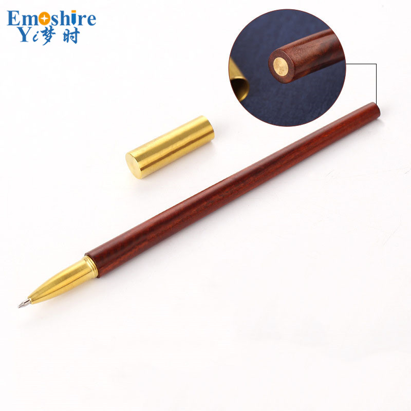 Signature Pen Box Chinese Style Brand Wood Ballpoint Pen Gift Factory Wholesale Creative Gift Custom Ballpoint Pen P358 scott walker scott walker scott 3