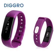 Diggro ID101 SmartBand IP67 Спорт Heart Rate Фитнес трекер вызов/SMS напоминание сна Мониторы SmartBand браслет для Andriod IOS