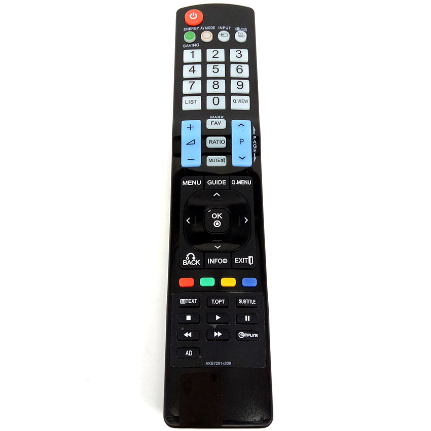 цены NEW REMOTE CONTROL FOR TV LG AKB72914209 REPLACEMENT LED LCD TV PLASMA Fernbedienung