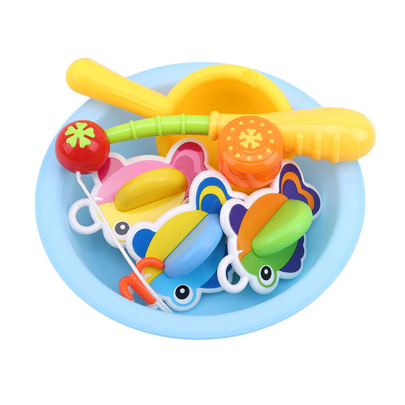 Baby Water Toys Swimming Animal Bath Early Education Toys for baby Shower Play popular Toy Fishing Games bath toys