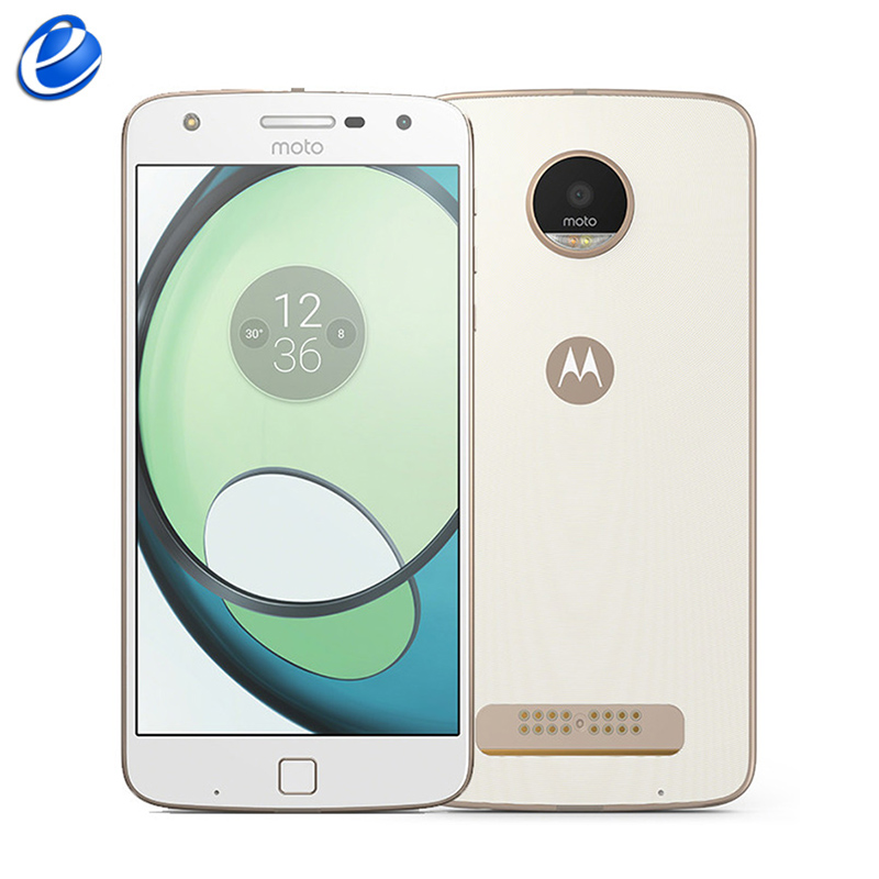 Original Motorola XT1635 MOTO Z Play Octa core Android 6 0 cellphone 5 5 1920X1080 16