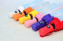 NEW Promotion Limited 55-61cm Radius Paraguas Transparent Umbrella Folding Automatic Umbrellas For Woman