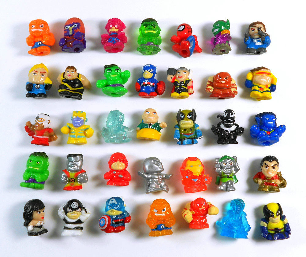 Squinkies Toys For Boys : Aliexpress buy pcs lots squinkies marvel hulk