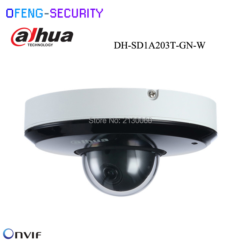 Dahua DH-SD1A203T-GN-W Support Wi-Fi 1/2.8 2Mp STARVI CMOS IR15m IP66 IVS 2MP 3x Starlig ...